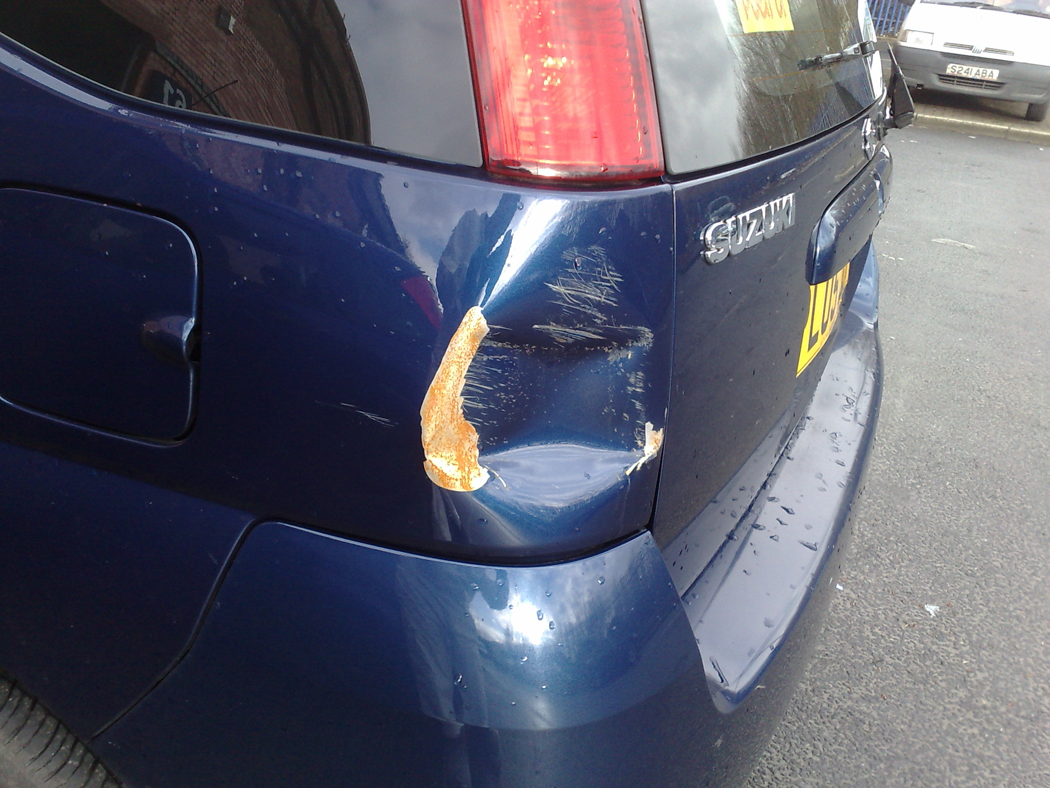 Repainting A Car Cost Uk
