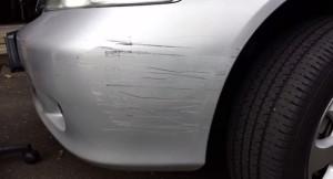 scratch bumper